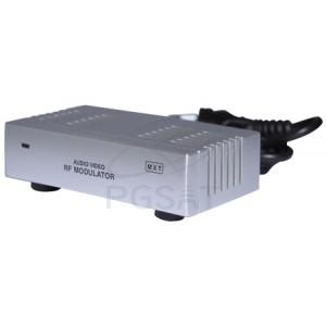 Modulador Mini de RF Bivolt
