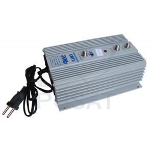 Amplificador Profissional de Coletiva CATV 35DB Proeletronic