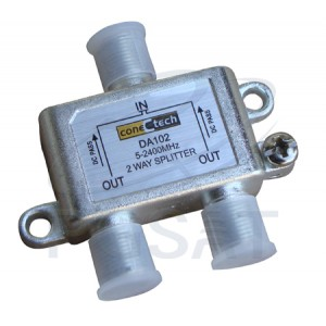 Divisor Alta 1:2 Conectech 5-2400MHz