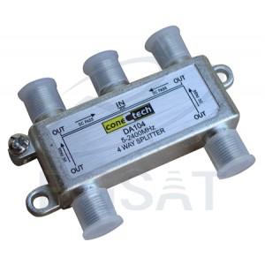 Divisor Alta 1:4 Conectech 5-2400MHz