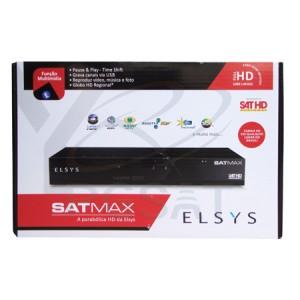 Rec Sin TV SAT Elsys SATmax (Libera Rede Globo HD)
