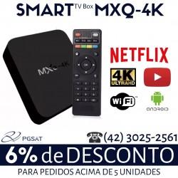 Smart MXQ 4K