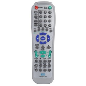 Controle DVD Britânia Home Fama