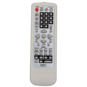 Controle DVD Hypson Teyk H827D