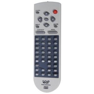 Controle DVD Panasonic Ctr34001