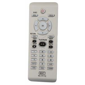 Controle DVD Philips