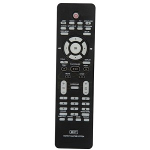 Controle DVD Philips Home Theater Syst
