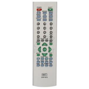 Controle DVD Proview Dvp 815 C 0790