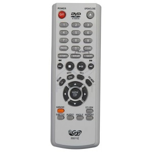 Controle DVD Samsung Ctr 36001