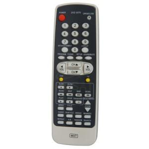 Controle DVD Semp DVD3070 C 0811 Ctr51503 / 132811