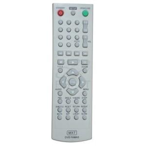 Controle DVD Britânia Fama 3 C 01050 / 133050