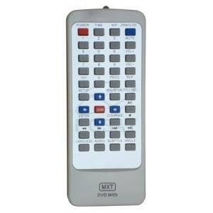 Controle DVD Midi C 01171