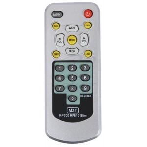 Controle SAT Amplimatic/Plasmatic Rp600 / Rp610 Slim
