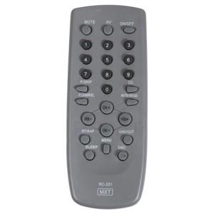Controle TV CCE Canoa