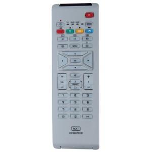 Controle TV LCD Philips DVD Prata