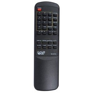 Controle TV Kirey Firstline/Kyv/Akio Audinak/Cineral Pacifc Ctr 52501