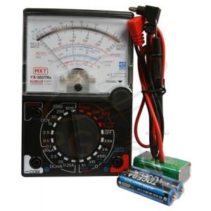 Multimetro Analógico Ft360