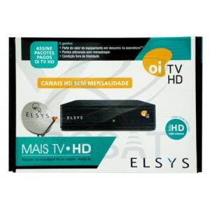 Rec Sin TV SAT Elsys Mais TVHD Etrs35 - Oi TV